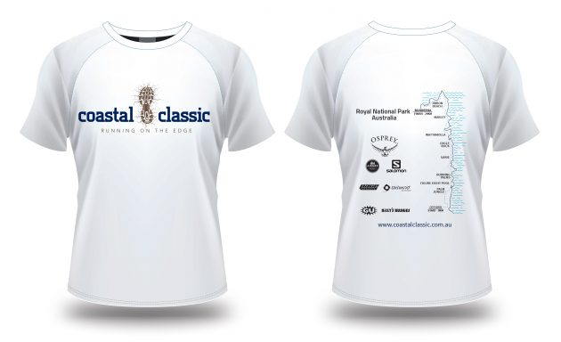 Coastal Classic - T-shirt Design